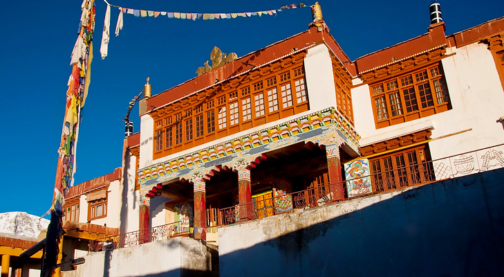 korzok monastery @TheRoyaleIndia