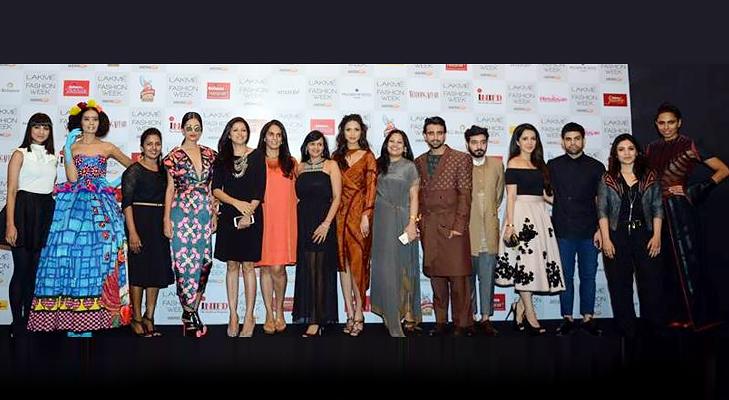 lakme fashion week @TheRoyaleIndia