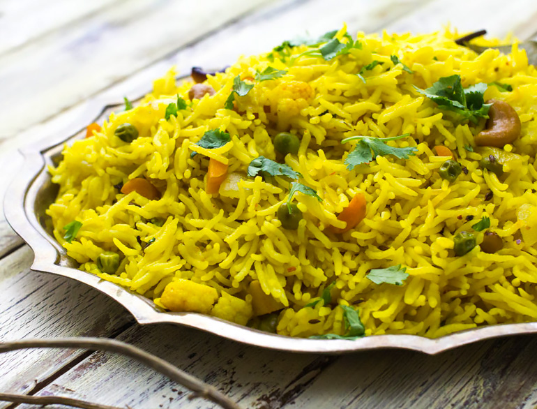 Quick leftover rice recipes indian