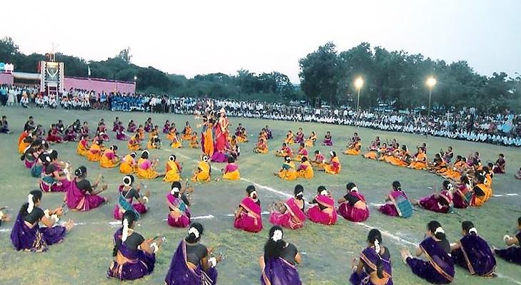lezim ganpati festival @TheRoyaleIndia