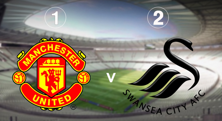 Manchester United 1 Swansea City 2 @TheRoyaleIndia
