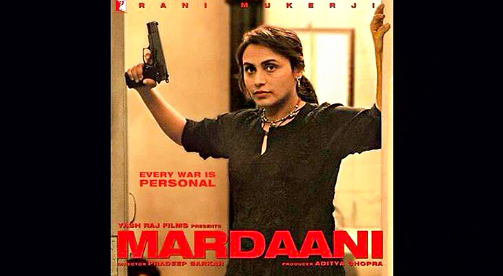 Mardaani @TheRoyaleIndia