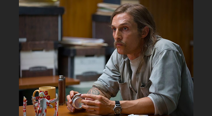 matthew mcConaughey true detectives @TheRoyaleIndia