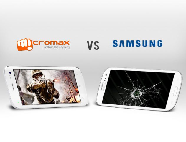 India Micromax'ed: Samsung dethroned in the Indian Markets. @TheRoyaleIndia