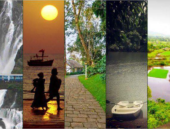 Monsoon holiday destinations @TheRoyaleIndia