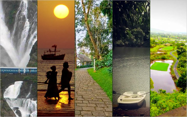 Monsoon holiday destinations @TheRoyaleIndia