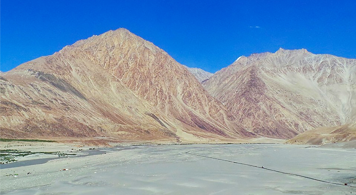 nubra valley @TheRoyaleIndia