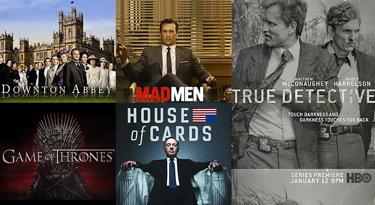 outstanding drama series emmy awards 2014 @TheRoyaleIndia