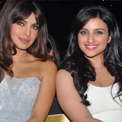parineeti priyanka chopra @TheRoyaleIndia