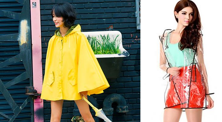 poncho raincoats @TheRoyaleIndia