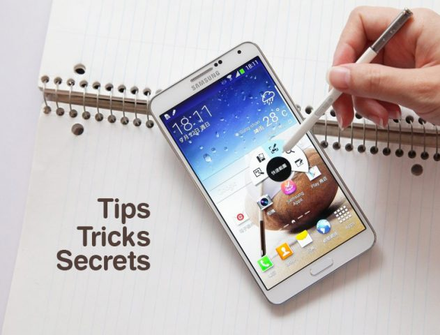 Get maximum out of your Samsung Galaxy Note 3 @TheRoyaleIndia