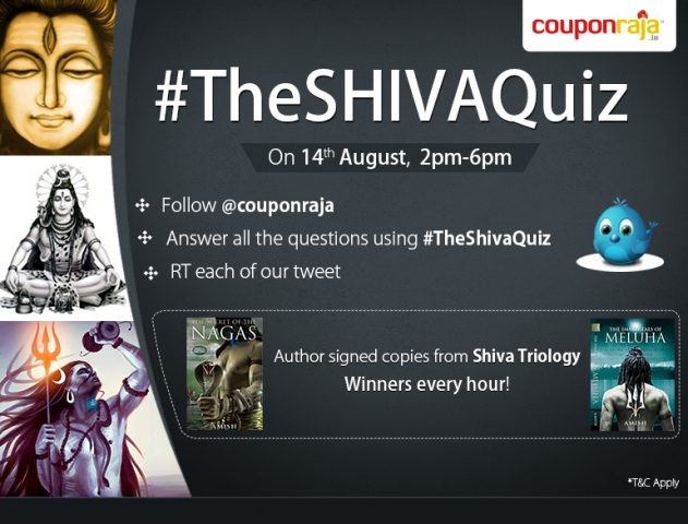 The Shiva Quiz Contest @TheRoyaleIndia