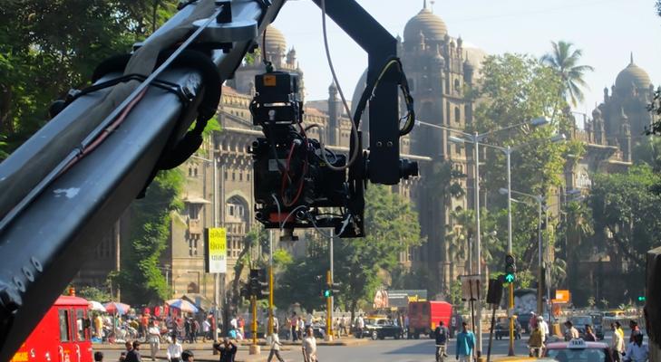 shooting in mumbai @TheRoyaleIndia