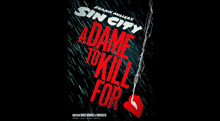 Sin City A Dame to Kill For @TheRoyaleIndia