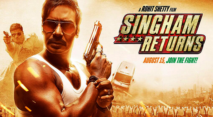 Singham Returns @TheRoyaleIndia