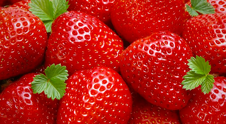 strawberry benefits for hair @TheRoyaleIndia