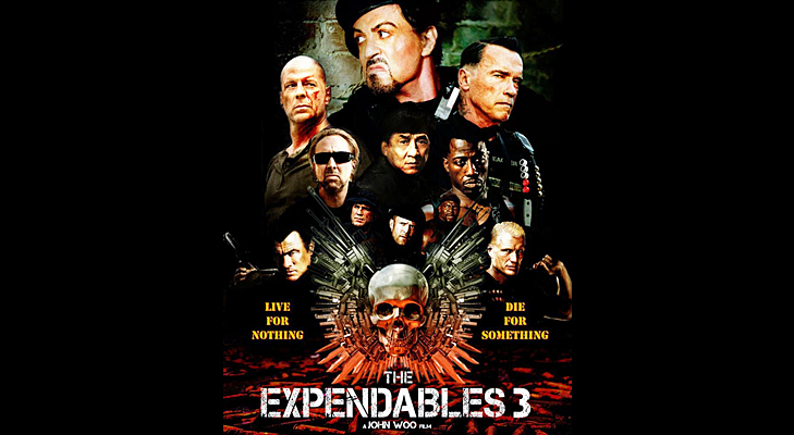 The Expendables 3 @TheRoyaleIndia