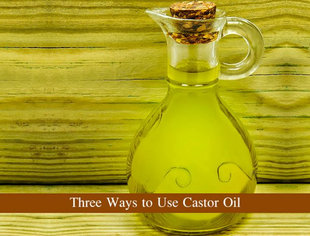 3 Simple Home Remedies Using Castor Oil @TheRoyaleIndia