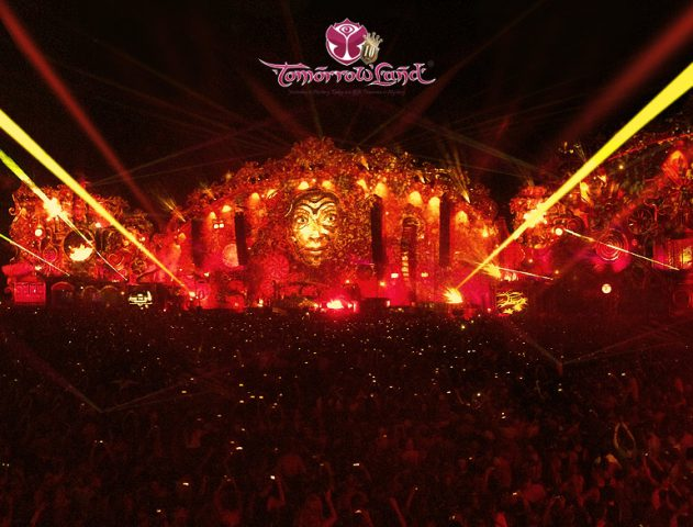 tomorrowland 2014 edm music festival @TheRoyaleIndia