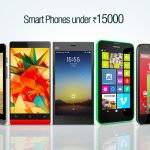Best smartphones under Rs.15000 in 2014