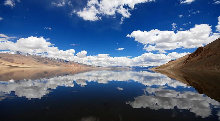 tsomoriri Lake @TheRoyaleIndia