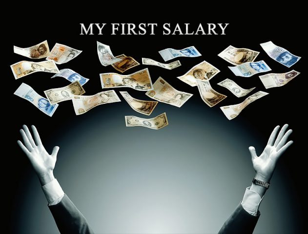 Fist salary - do's and dont's @TheRoyaleIndia