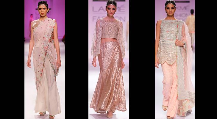 zara pakistani designer lakme 2014 @TheRoyaleIndia