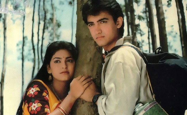 aamir and juhi @TheRoyaleIndia
