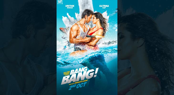 bang bang poster @TheRoyaleIndia
