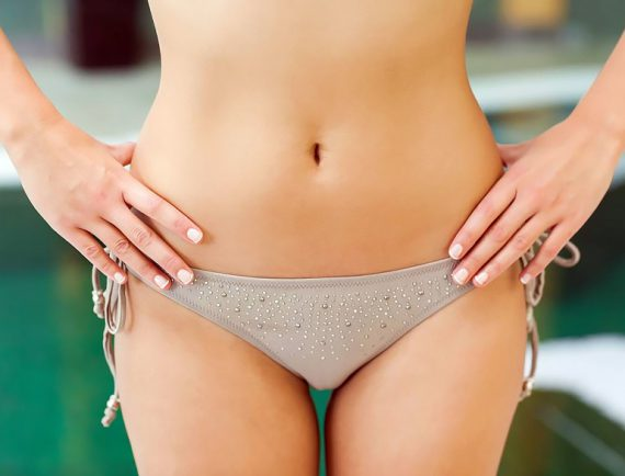 Brazilian waxing down there pubic hair free @TheRoyaleIndia