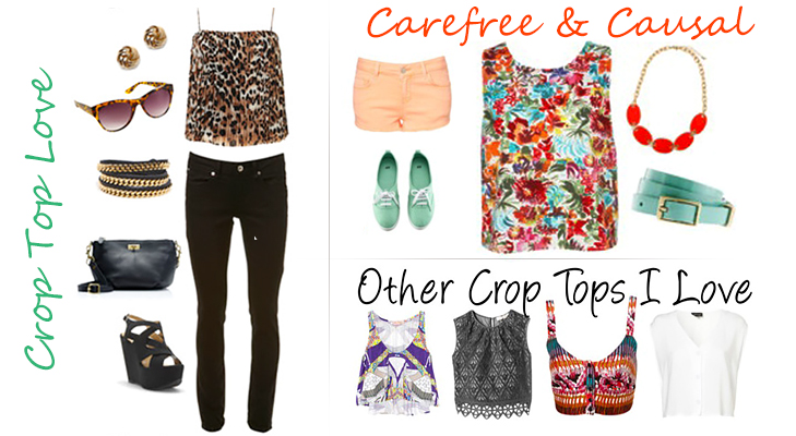 crop top tips @TheRoyaleIndia