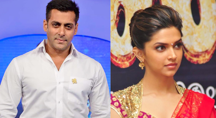 Deepika Padukone And Salman Khan Movie Unusual Bollywo...
