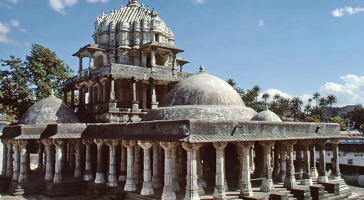 dilwara jain temples rajasthan @TheRoyaleIndia