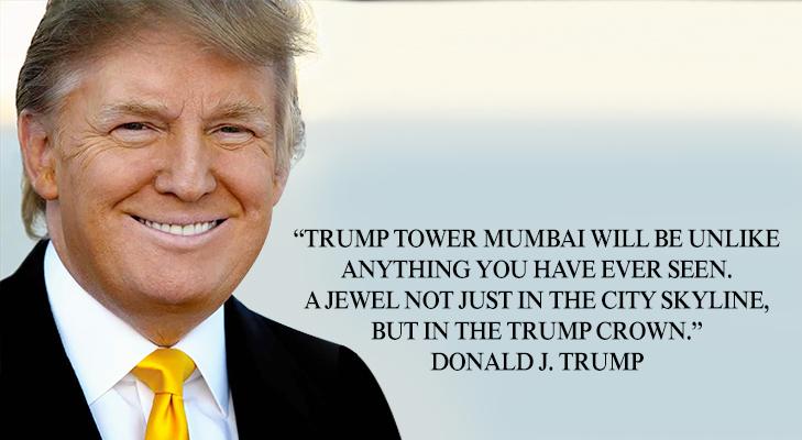 donald trump @TheRoyaleIndia