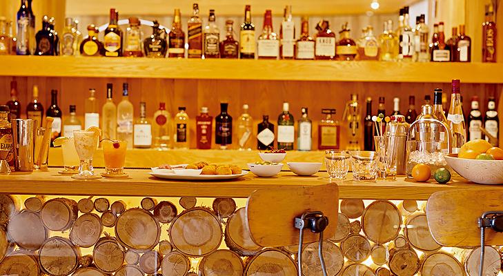 Dream bar @TheRoyaleIndia