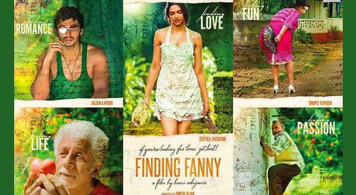 finding fanny @TheRoyaleIndia