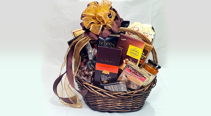 gift baskets @TheRoyaleIndia