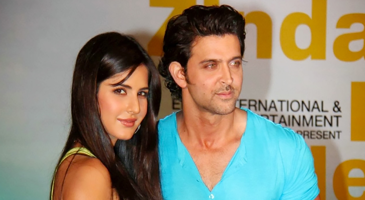 hrithik and katrina @TheRoyaleIndia