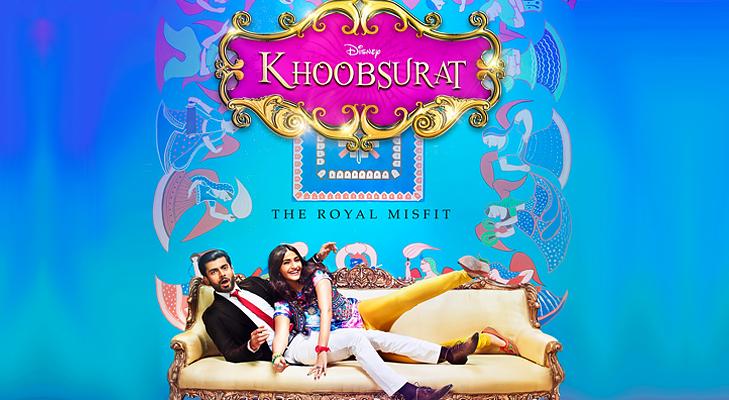 khoobsurat @TheRoyaleIndia