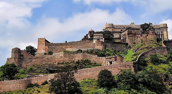 kumbhalgarh fort @TheRoyaleIndia