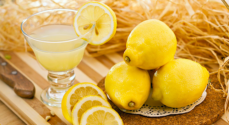 Lemon juice dark circle @TheRoyaleIndia