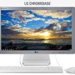 LG's flagship Chromebase Computer