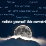 Nine ways to a radiant you this Navratri