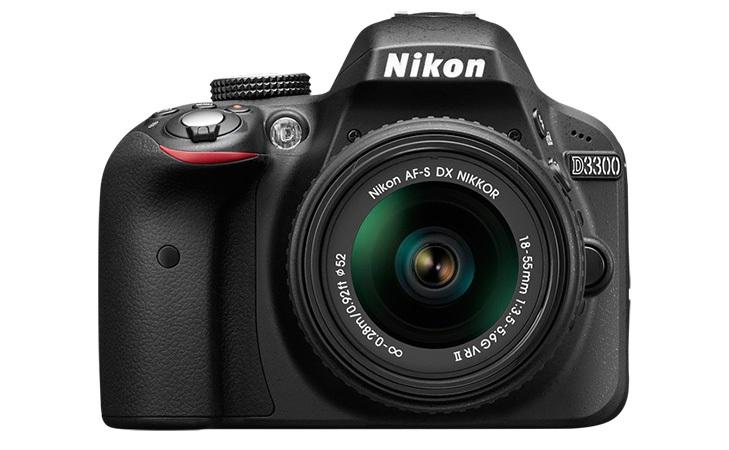Nikon D3300 @TheRoyaleIndia