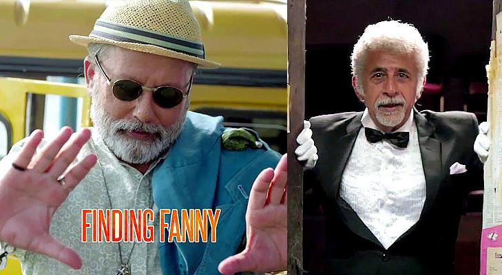 pankaj kapur and naseeruddin shah finding fanny @TheRoyaleIndia