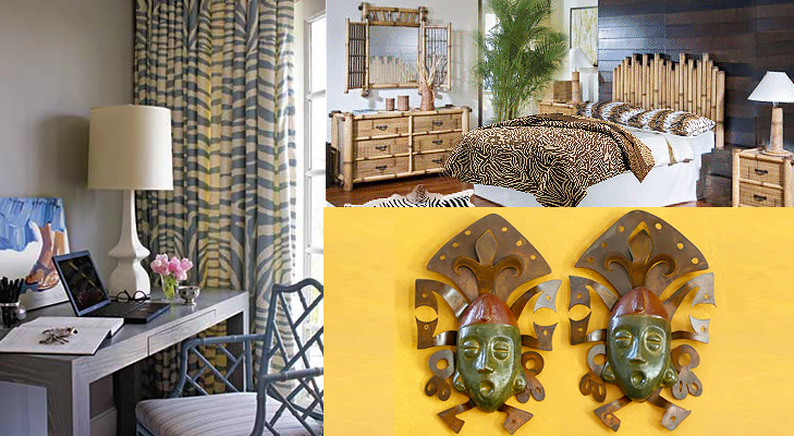 safari theme home decor @TheRoyaleIndia