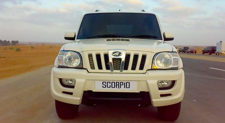 scorpio new design @TheRoyaleIndia