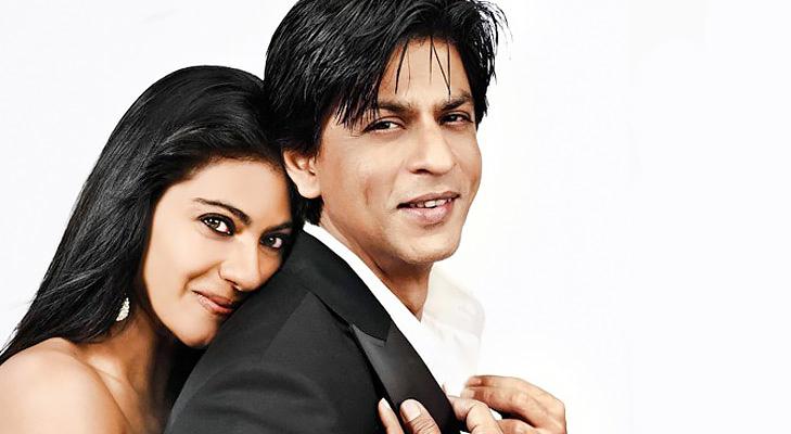 shahrukh and Kajol @TheRoyaleIndia