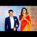 Shilpa turns saree designer