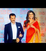 Shilpa turns saree designer @TheRoyaleIndia